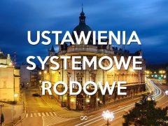Ustawienia Systemowe Rodowe Bielsko-Biała