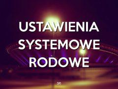 Ustawienia Systemowe Rodowe Katowice