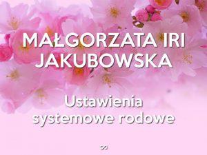Małgorzata IRI Jakubowska